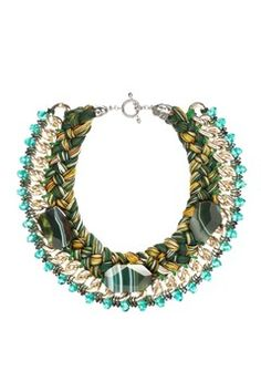 I love Matthew Williamson's jewelry and have got one piece - but want more...