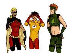 Costume Swap by malin-j.deviantart.com on @deviantART