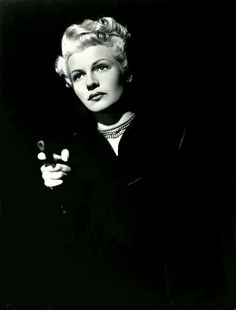 "The Lady From Shanghai. ""Killing you is killing myself. But you know, I'm pretty tired of both of us."""