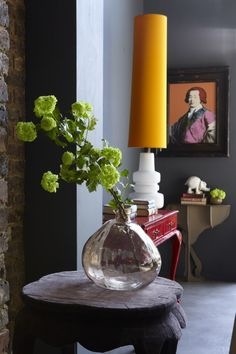 Dark and Moody # Abigail Ahern #home #interiors #decor