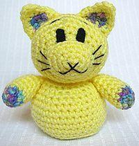 93 Cat Free Crochet Amigurumi Patterns from https://freeamigurumipatterns.wordpress.com/category/cat/