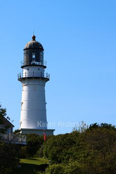 (one of) Two Lights, Cape Elizabeth