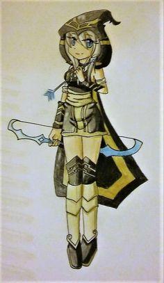 Ashe, League Of Legend