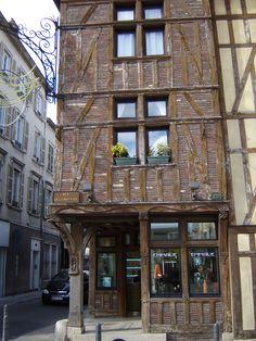 Troyes, ville médiévale