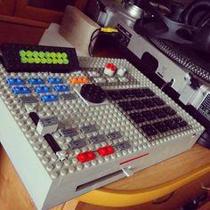 Lego Akai MPC 2000xl New Hip Hop Beats Uploaded EVERY SINGLE DAY  http://www.kidDyno.com
