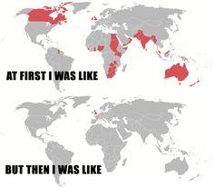 British Empire: what the heck happened?