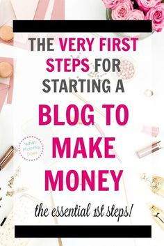 I have been wanting to start a blog to make money for a long time! This step by step explanation really helped me. I didn't realize that creating a blog for income is different than starting a blog for fun. Lena goes over everything you need to consider to get started & you can even download her free prrintable step-by-step tutorial....it's really easy to follow. So glad I found this after reading a lot of confusing blog posts on the topic. | money making blog, make money with a blog, how…