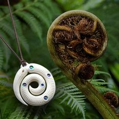 Represent with this awesome #Kiwi headed #Taniwha in the #Koru spiral with the #SouthernCross in #PauaShell! $50AUS, Click this link to buy: www.etsy.com/shop/TuwharetoaBone