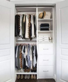 Below are the Ways To Makes Functional Small Closets Ideas. This post about Ways To Makes Functional Small Closets Ideas …