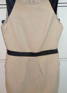 Kup mój przedmiot na #vintedpl http://www.vinted.pl/damska-odziez/sukienki-wieczorowe/12386916-sukienka-bezowo-czarna-reserved-xxl-44