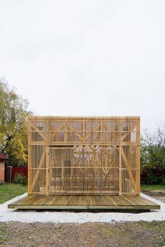 The Arbor / Kerimov + Prishin Architects,© Ilya Ivanov
