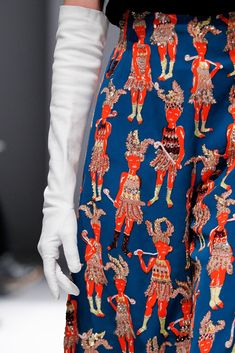 Schiaparelli Spring 2014 Couture Fashion Show Look Fashion, Fashion Details, Fashion Art, High Fashion, Fashion Show, Womens Fashion, Fashion Design, Gothic Fashion, Elsa Schiaparelli