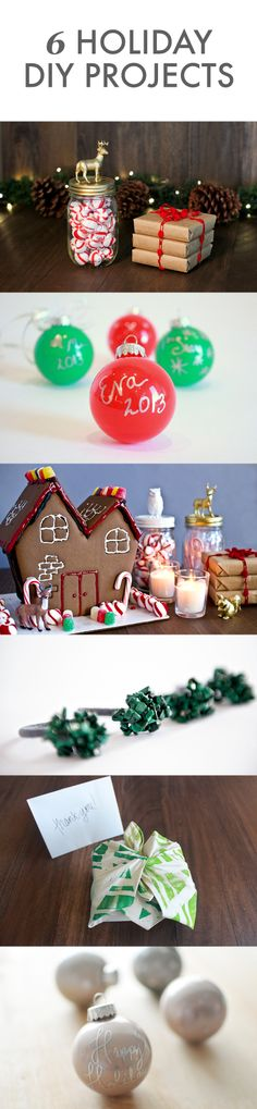Christmas and Holiday DIY Ideas by #darbysmart