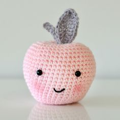 Ravelry: Amigurumi Apple pattern by Down Grapevine Lane