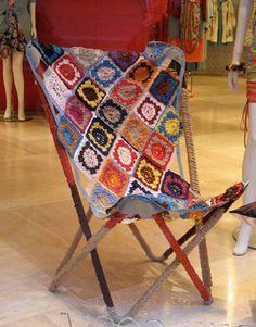 Moschino chair