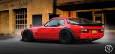 Awesome 944 rendering