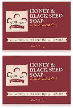 Nubian Heritage Soap Bar, Honey and Black Seed, 5 Ounce (... https://www.amazon.com/dp/B00ZVIGUJG/ref=cm_sw_r_pi_dp_x_5Z5fyb4CFKFDX