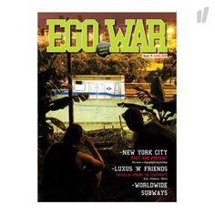 Egowar #8 - Strictly Subway Magazin - http://www.overkillshop.com/de/product_info/info/12549/