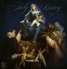 www.Schmalen.com The Holy Rosary of the Blessed Virgin Mary.