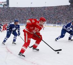 Sportsbook and Gambling Forums, Betting Picks, Sports and Betting News at Eye On Gaming Nhl Winter Classic, Nhl News, Toronto Maple Leafs, Detroit Red Wings, Penguins, Christmas Sweaters, Superhero, Gta, Ticket