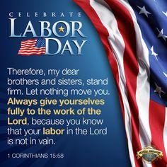 #LaborDay