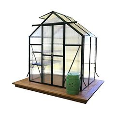 Special Offers - Grandio Element Walk-In Greenhouse Kit (64 Flat Mount Concrete Anchors) Review - In stock & Free Shipping. You can save more money! Check It (November 26 2016 at 10:19PM) >> http://growlightusa.net/grandio-element-walk-in-greenhouse-kit-6x4-flat-mount-concrete-anchors-review/