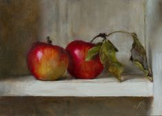 Fruit Art, Your Paintings, Apples, Art Projects, Auction, It Is Finished, In This Moment, Cool Stuff, Oil