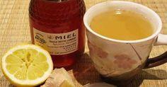 Incroyable ! Voici Ce Qui Arrive A Votre Corps Si Vous Buvez L'eau Chaude Au Miel Et Citron Le Matin