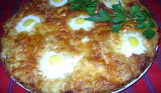 #Пататник с пъдпъдъчи яйца http://recepti.gotvach.bg/r-75726