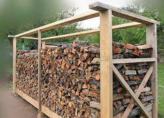 Prístrešok na ochranu dreva - - Záhrada