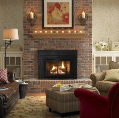 As days get shorter and weather gets colder, we retreat indoors to the warmth of our homes and hearths. If you have a fireplace, fall is a great time to make sure the chimney and flue are in good working order.