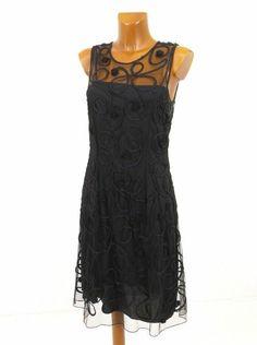 Kleider schwarz 38
