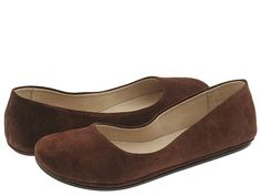 in chocolate suede! French Sole Sloop Bronze Metallic Suede - Zappos.com Free Shipping BOTH Ways