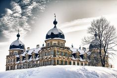Winter in Bavaria, Germany