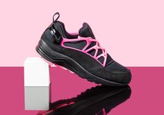reputable site 01b03 c6362 Nike Air Huarache Light FC Black Hyper Pink  Black and Hyper Pink go so  well together.