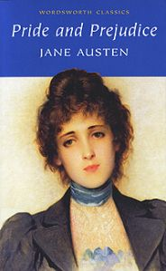 Pride and Prejudice by Jane Austen, Wordsworth Classics,
