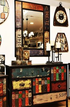 Decorating your home with unique style... What is your style? www.inart.com