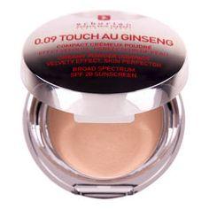 0.09 Touch au Ginseng - Poudre de Erborian sur Sephora.fr