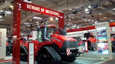 THe only imitators are CaseIH themselves