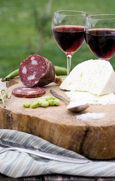 Avec un #Vin rouge de #Bordeaux puissant et intense, comme un #Medoc ou #Pauillac