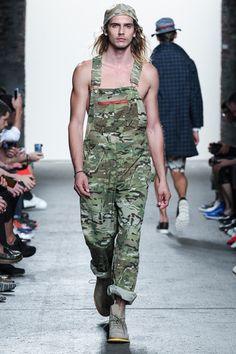 SS '14 - Mark McNairy New Amsterdam / NYFW New York Fashion Week / MBFW Mercedes Benz Fashion Week