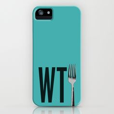 What the F*rk iPhone Case - now available! $35