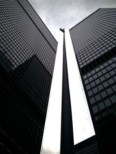 Shades - by Saxophonetically Toronto Dominion Centre - Architect: Mies van der Rohe