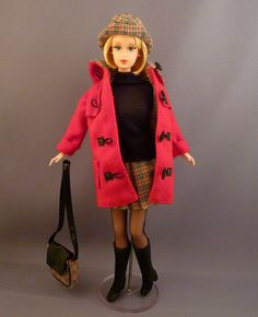Loose Dressed Burberry 1 Blue Label Japan Exclusive Barbie Fashion Doll | eBay