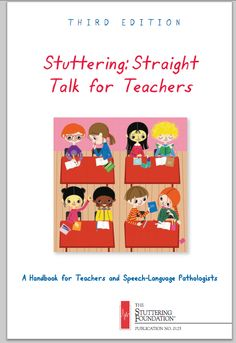Multiple free books on stuttering  - repinned by @PediaStaff – Please Visit ht.ly/63sNtfor all our pediatric therapy pins