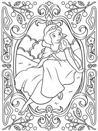 Pin By Lori Aguilar Edberg On Color Pictures Disney Coloring Pages