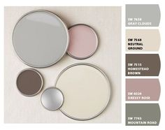 Paint colors from Chip It! by Sherwin-Williams: