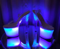 Hey, I found this really awesome Etsy listing at https://www.etsy.com/listing/221264821/aura-heels-chaseflow-platforms