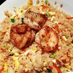 Chinese Restaurant Fried Rice Recipe - Chinese.Food.com - 142346