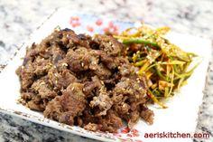 Aeri's Kitchen - Korean Recipes by Aeri Lee - Cooking Food & More – Korean Food & Things